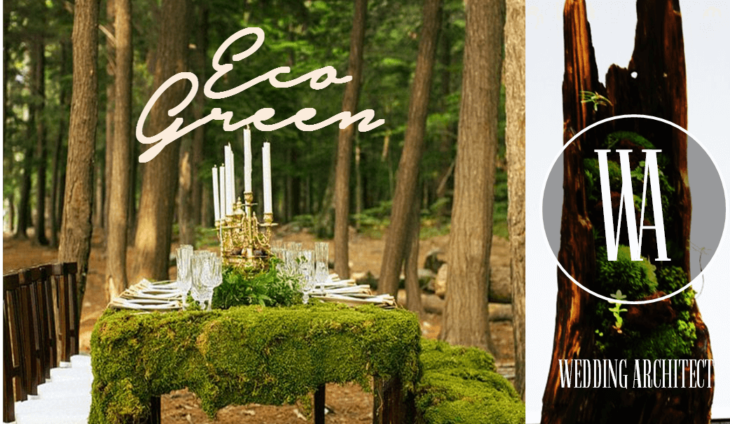eco wedding