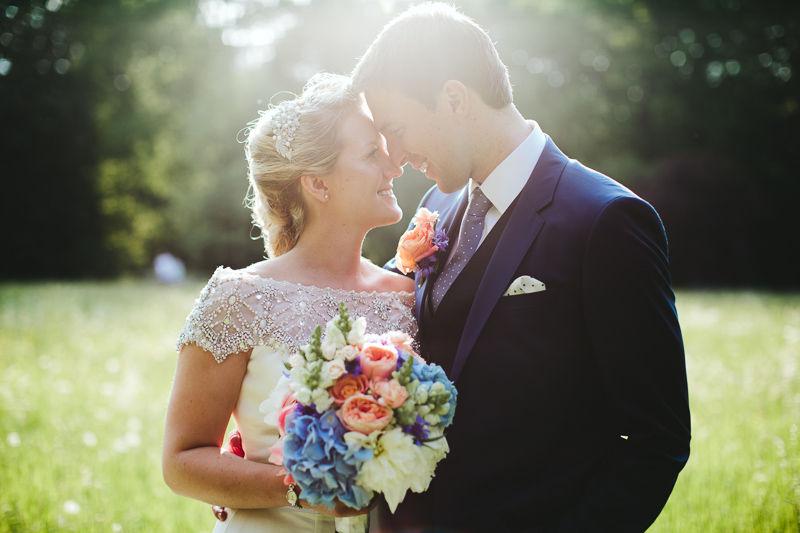 Wedding in Belvedere restaurant – Emma & Greg