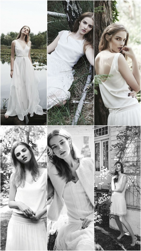 MOONS Suknie Ślubne