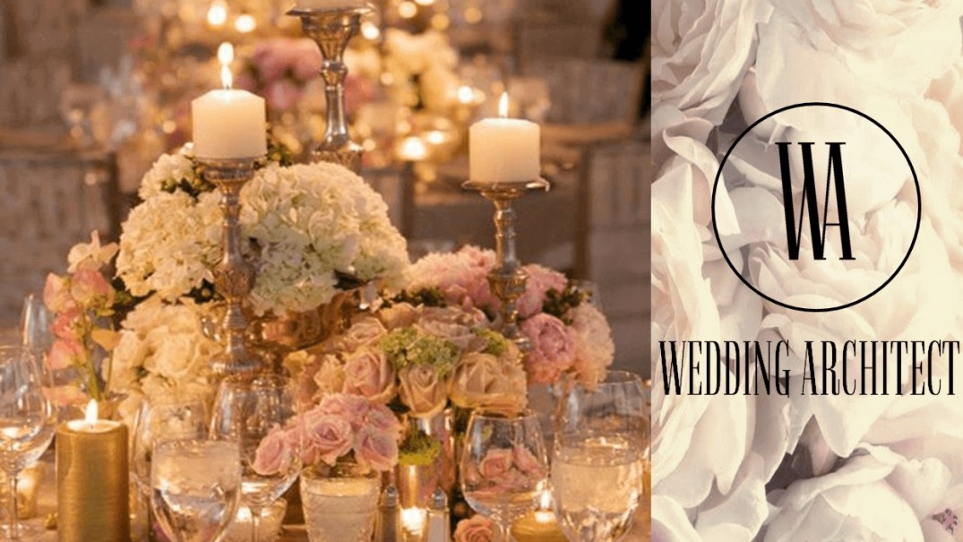 Wedding Architect Blush Romance Wedding In Poland