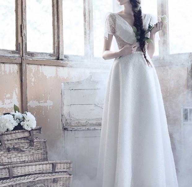Alisa Wedding Dress 2016