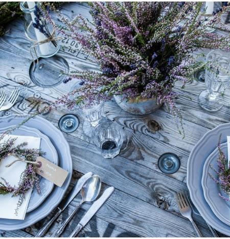 Polish styled wedding inspirations – lavender wedding