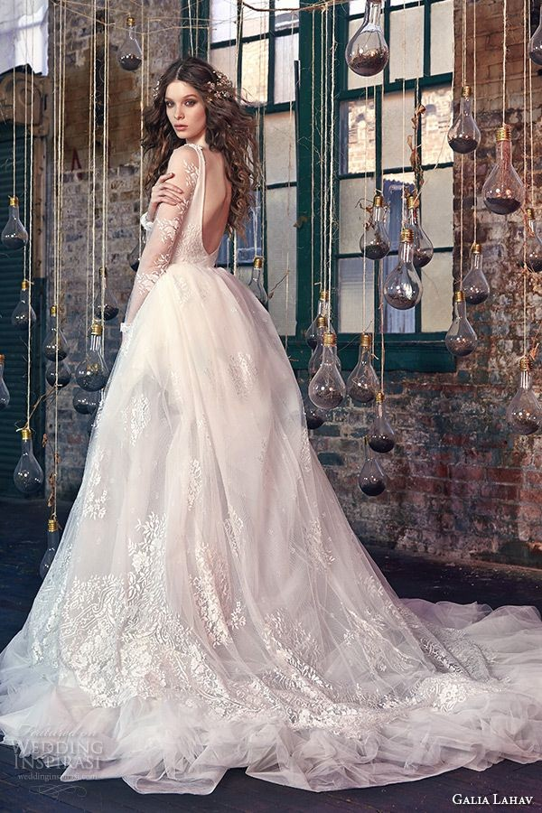 Galia Lahav Bridal Spring 2016 Wedding Dresses