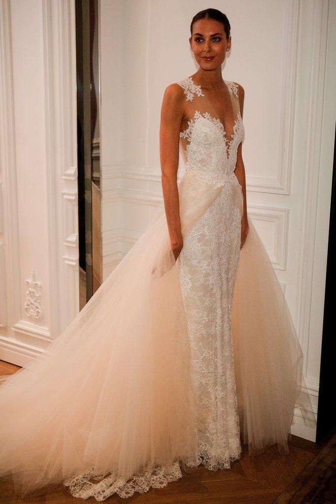 The most beautiful 2016 wedding dresses part 1 wedding for Monique lhuillier bridal designers