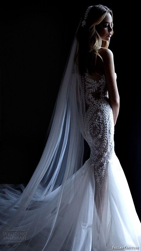 Pallas Couture 2016 Wedding Dresses