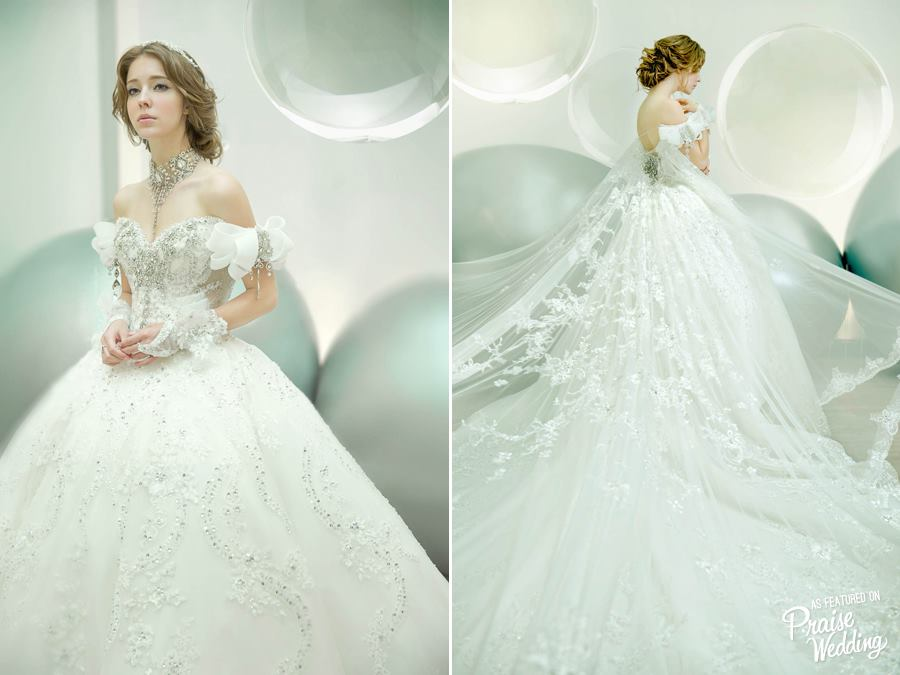 Cute Beautiful Princess Wedding Gowns Images - Images for wedding ...