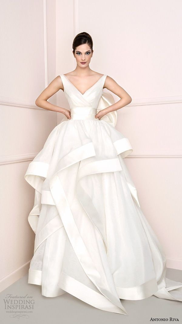 antonio riva 2016 bridal dresses