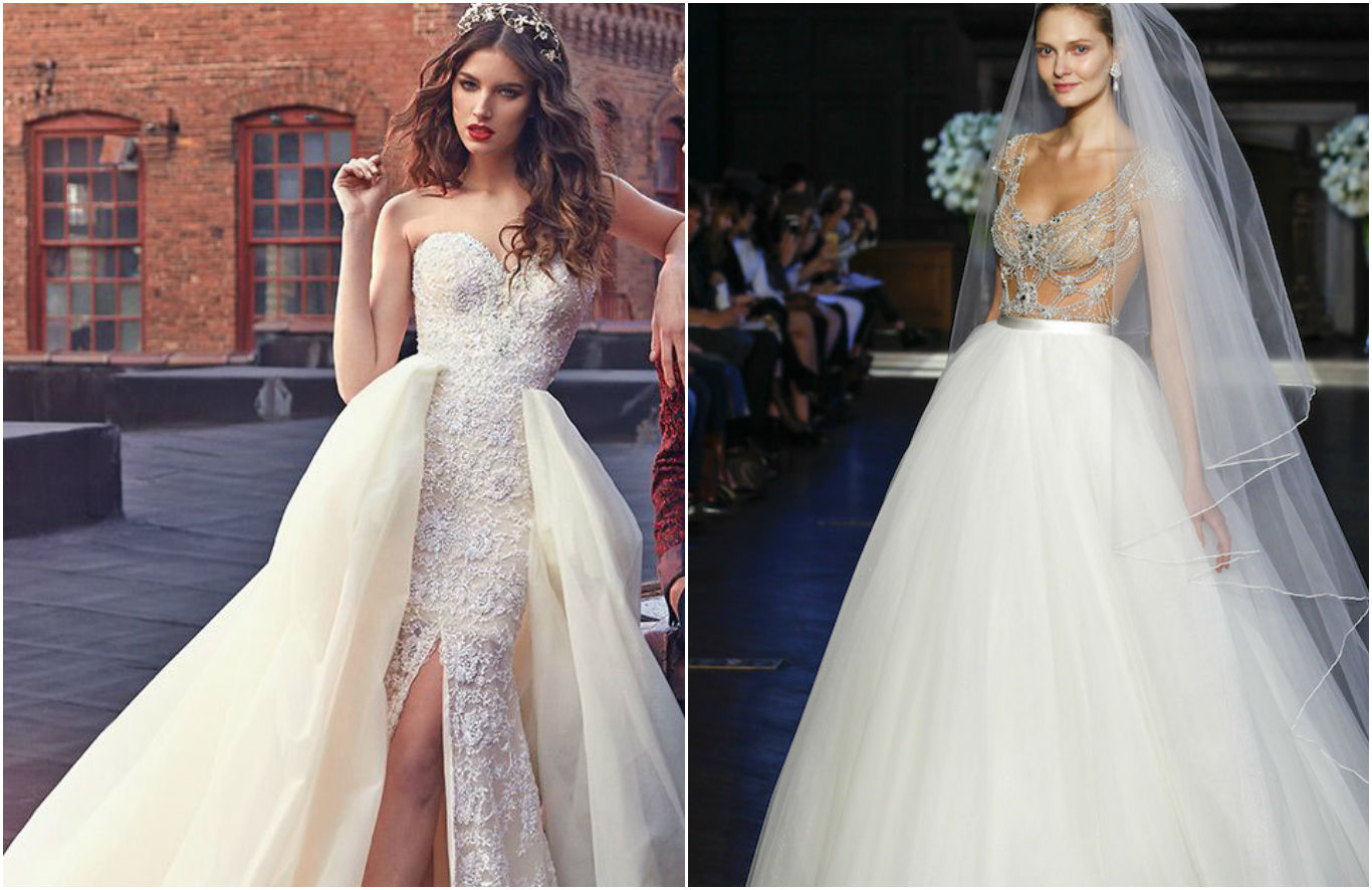 The most beautiful 2016 wedding dresses (part 2) - Wedding in Poland