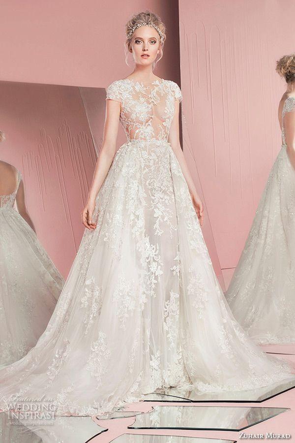 zuhair murad spring summer 2016 bridal