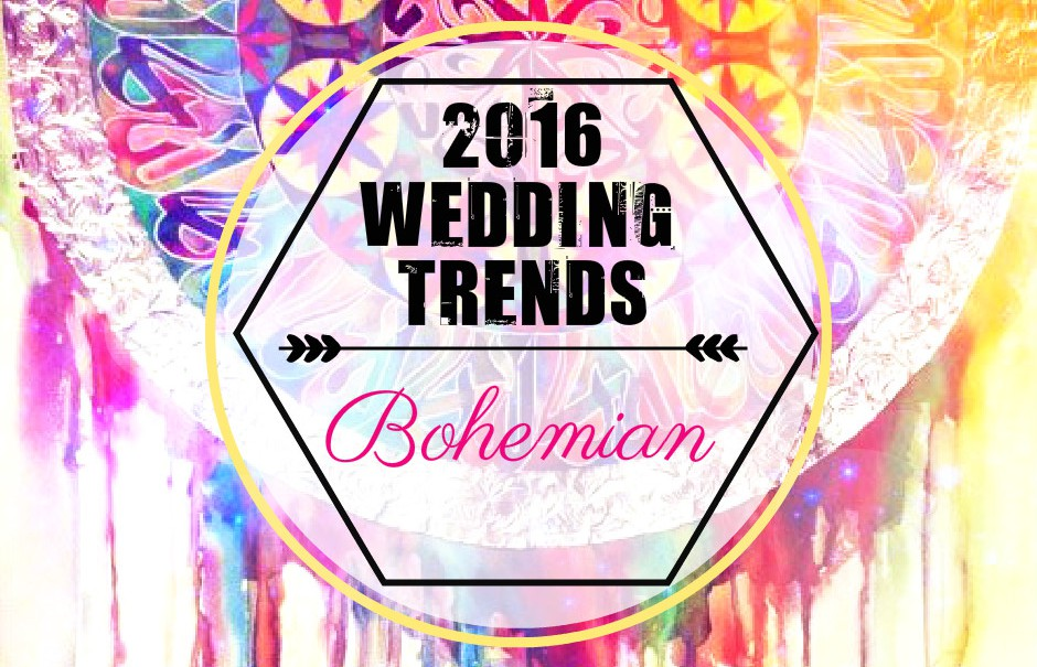 Wedding Trend for 2016