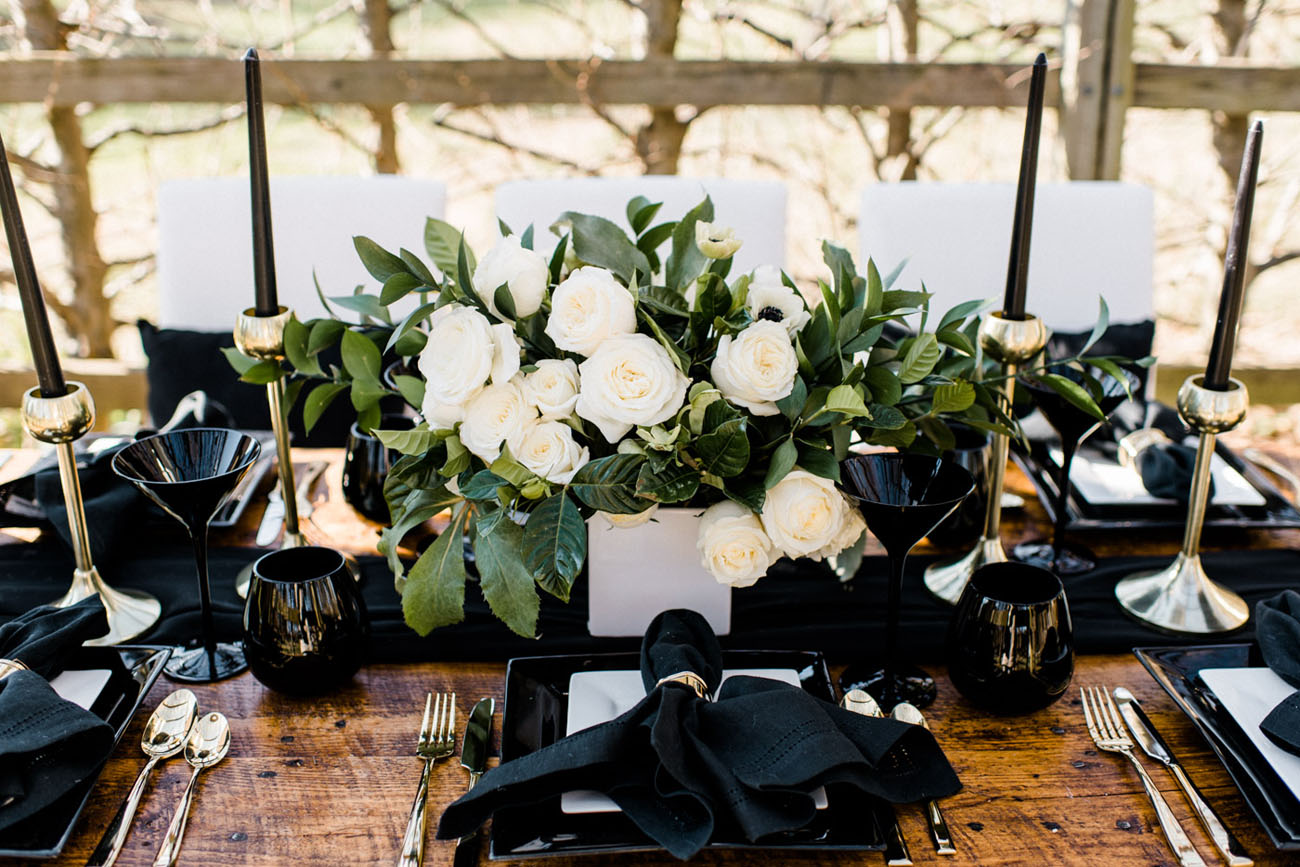 What You Need To Know About Black And White Wedding Wedding In Poland