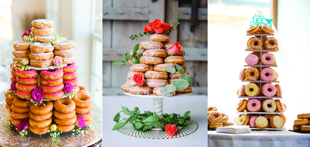 How To Make A Donut Cake For Your Wedding