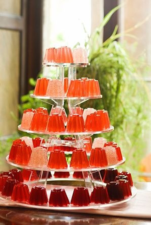 wedding cake jello shot recipe sweet wedding cake alternatives wedding in poland 22993
