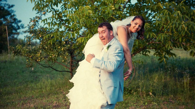 wedding in Korzkiew Castle